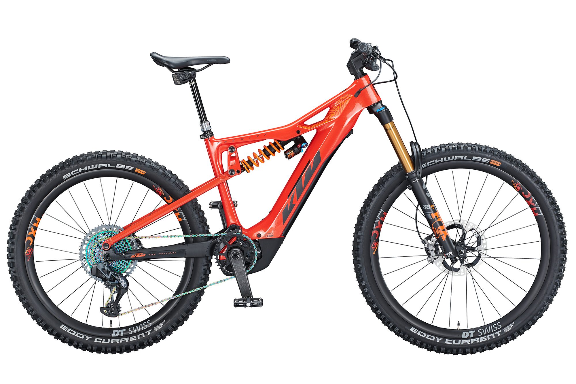 KTM Macina Prowler Exonic - fire orange - 2021