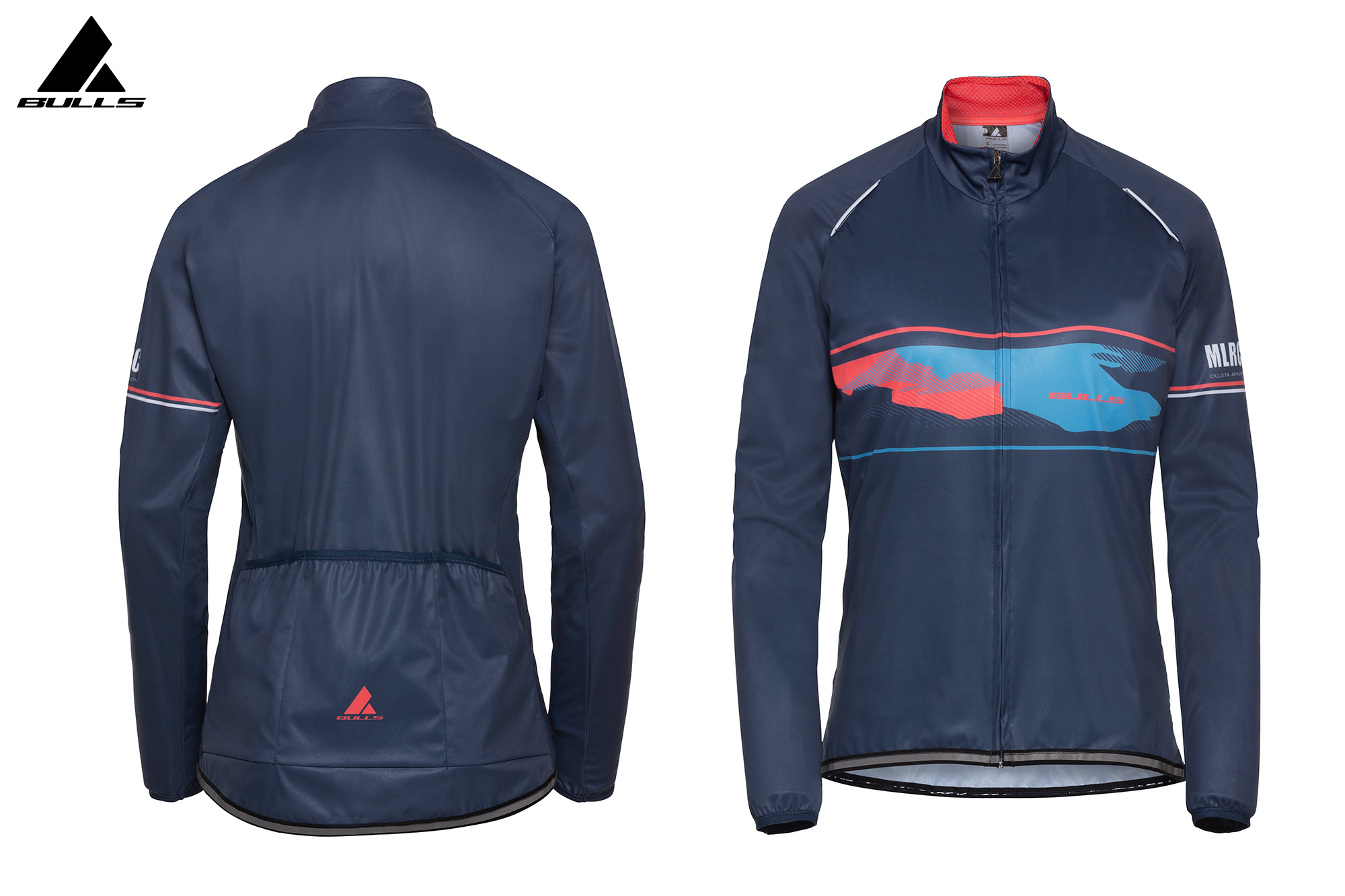 BULLS Damen Windjacke MLRCA Ltd.