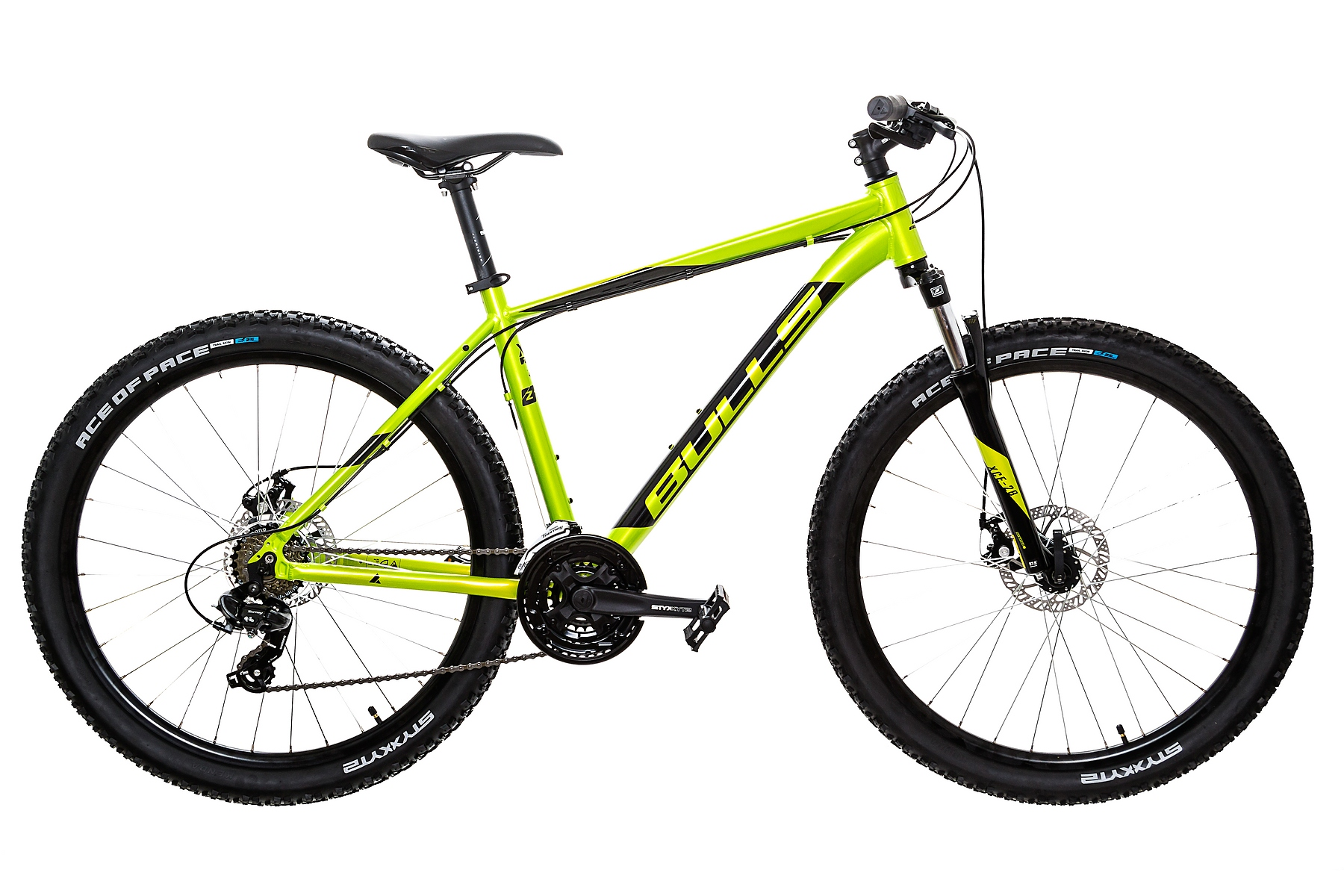 BULLS Wildtail 1 Disc 27,5 - lime - 2021