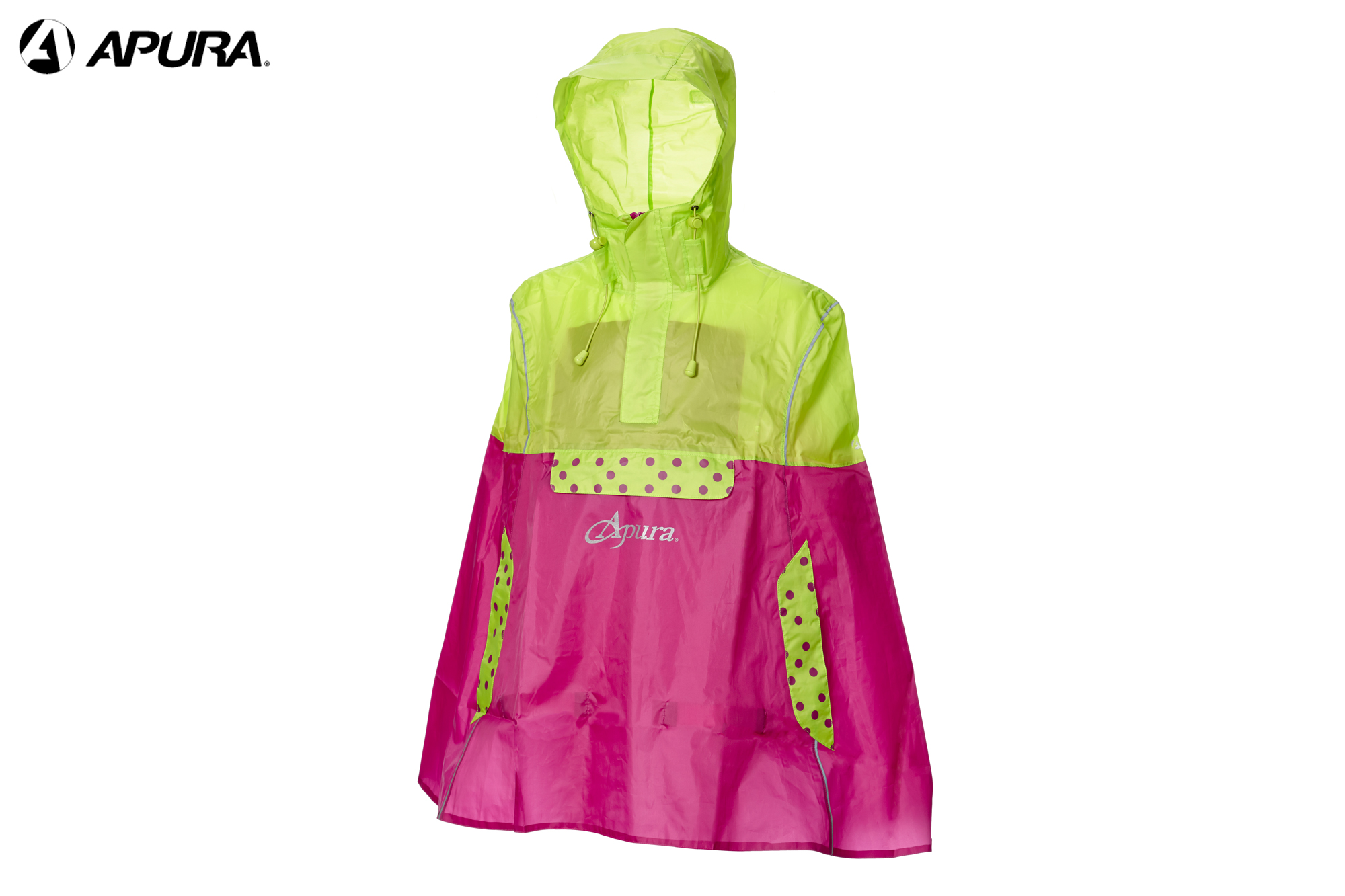 APURA Regencape Little Drop (Poncho) - Kinder