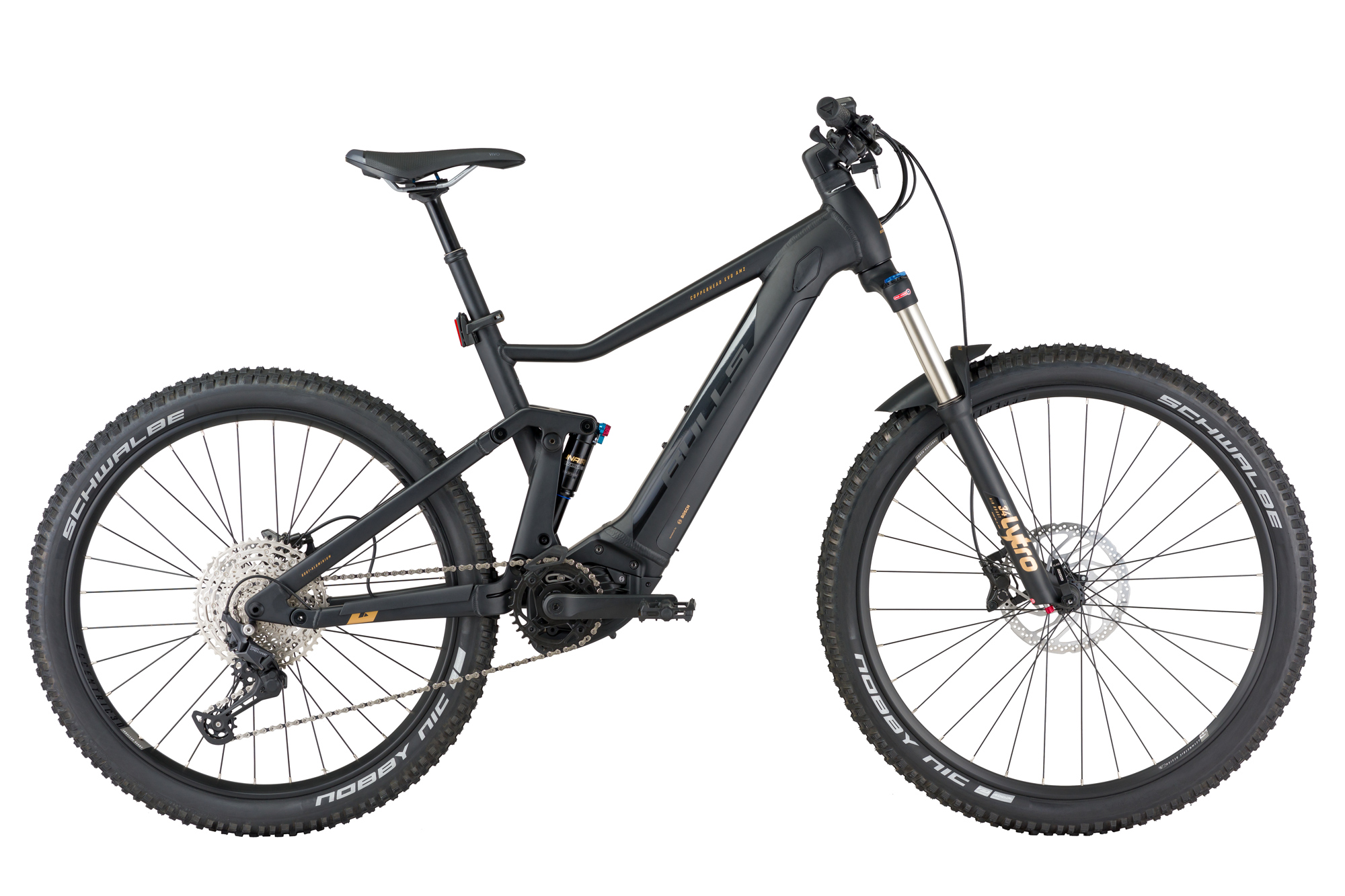 BULLS Copperhead EVO AM 2 27,5+ 625 Wh - * Jubiläumsedition * - 2021