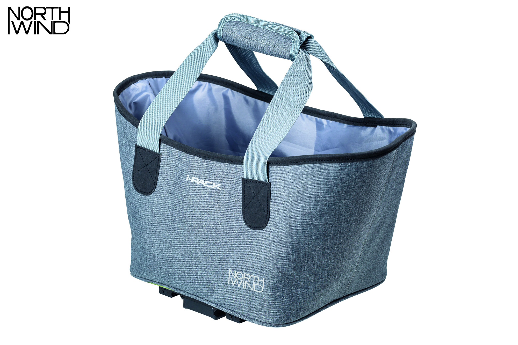 NORTHWIND Shopper Bag - grau - für iRack II