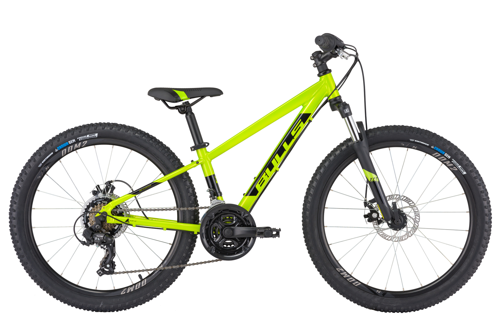 BULLS Tokee 24 Disc - Jugend MTB  lime - 2021